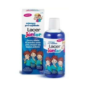 Lacer Junior colutorio para Pre-cepillado 500 ml
