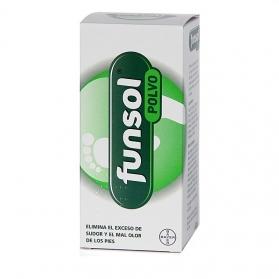 Funsol Polvo desodorante...