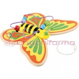 Legler Mariposa de motricidad para arrastrar