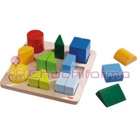 Haba Juego de Clasificación la Magia de los Colores REF 300498