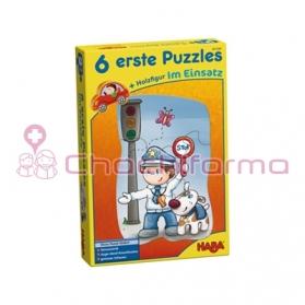 HABA 6 PRIMEROS PUZZLES - DE SERVICIO REF 301289