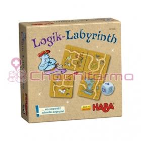 Haba Laberinto de la Lógica REF 301886