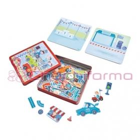 Haba Bólidos Veloces juego magnético REF 301948