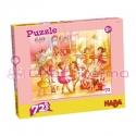Haba puzzle Bailarinas REF...