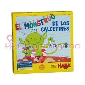 Haba el Monstruo de los Calcetines 302255