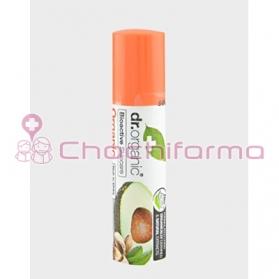 Dr Organic Moroccan Argan Oil bálsamo labial con aguacate y almendra 5,7 ml