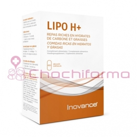 Inovance Lipo H+ 60 cápsulas