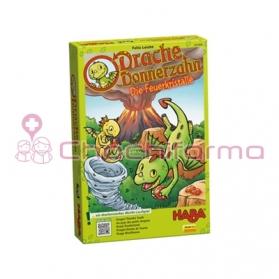 Haba Dragón Diente de Trueno los Cristales de Fuego REF 301890