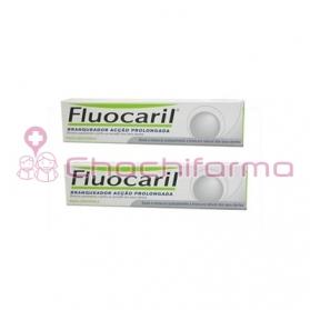 Fluocaril Blanqueador DUPLO 2x125 ml