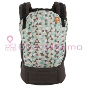 TULA BABY CARRIER MOCHILA ERGONÓMICA STANDARD CANVAS CARRIER EQUILATERAL