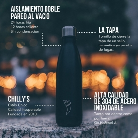 Chilly's Bottle Neon Azul...
