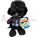 Peluche star wars darth vader ref 5592