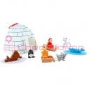 Mundo de juego Esquimal ref 3939