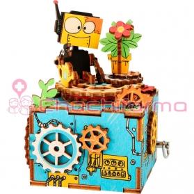 Legler juego de construccion caja de musica r ref. 10398