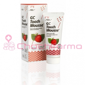 GC Tooth Mousse sabor fresa gc2520/1