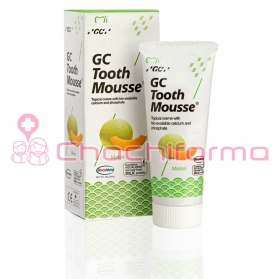 GC Tooth Mousse sabor melón gc2521/1