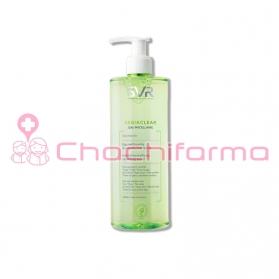 SVR Sebiaclear Eau Micellaire Purifiante agua micelar limpiadora purificante 400 ml