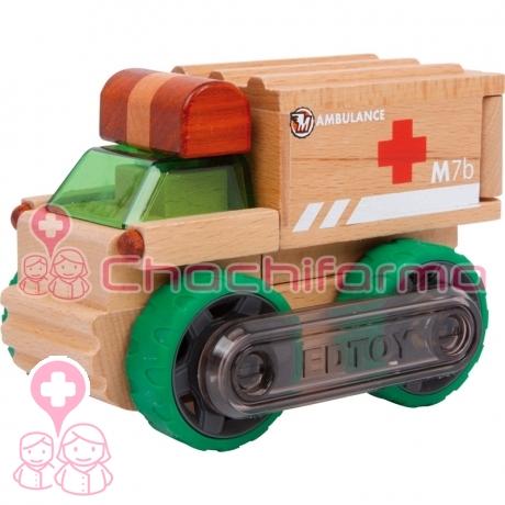 Legler Ambulancia de construcción REF 6835