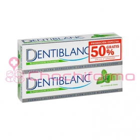 Dentiblanc Duplo Blanqueador Extrafresh 2 x 100 ml