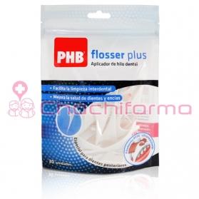 Phb Flosser Plus dientes posteriores 30uds