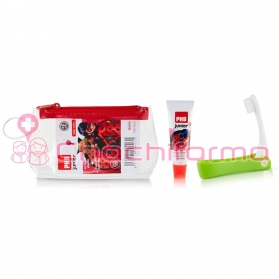 Phb junior kit viaje cepillo plegable + pasta 15ml