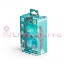 Herobility chupete +0M azul y turquesa 2 unidades