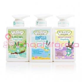 Jack N´ Jill Simplicity crema hidratante  300 ml JACK036