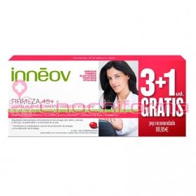 Inneov Firmeza 45+ Cuatripack 160 comprimidos