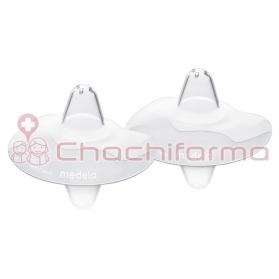 Medela Contact pezonera talla L 2 uds para problemas con lactancia