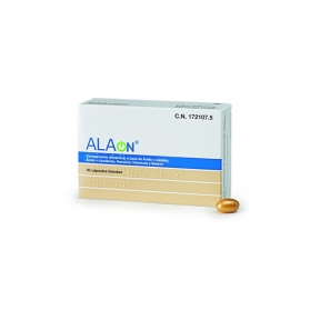 Alaon 30 cápsulas blandas antioxidante con Ácido Lipoico y Vitaminas
