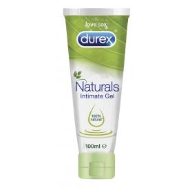 Durex Naturals Intimate gel 100 ml 100% natural