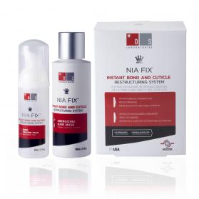 DS Nia Fix reparador capilar 50 ml con Aloe, Aminoácidos y Keratina