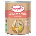 BabyBio cereales ecológicos...