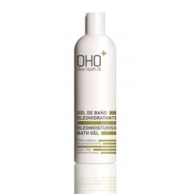 OHO gel de baño Oleohidratante para piel atópica 400ml