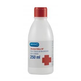 Alvita alcohol etílico 96º 250ml