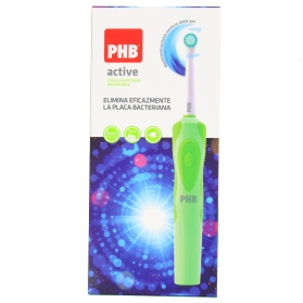PHB Active cepillo eléctrico recargable color verde