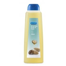 Alvita gel de baño con Aceite de Argán 750 ml