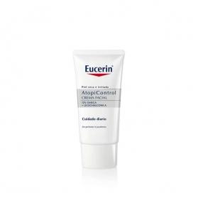 Eucerin AtopiControl crema facial hidratante 50 ml