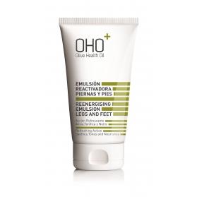 OHO emulsión reactivadora y tonificante para pies y piernas 150 ml