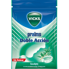 Vicks Praims doble acción...