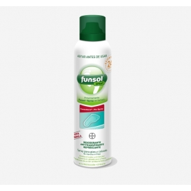 Funsol spray 200ml 33% gratis desodorante para pies