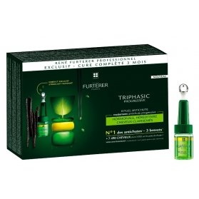 Rene Furterer Triphasic tratamiento anticaída progresiva 8x5,5 ml