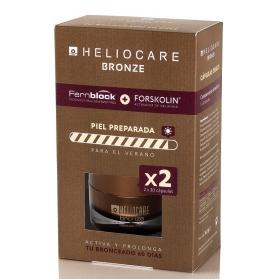 Heliocare Bronze DUPLO 2x30 cápsulas