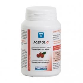Nutergia Acerol vitamina C estrés oxidativo 60 comprimidos