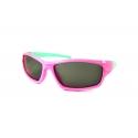 Farmamoda gafa de sol infantil polarizada ref s801 rosa y verde