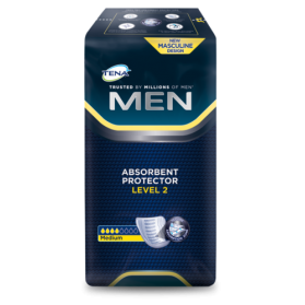 Tena for men level 2 20 un