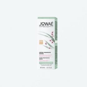 Jowaé crema hidratante con color dorada 30ml