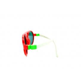 Farmamoda gafa de sol infantil polarizada refs853 roja y verde