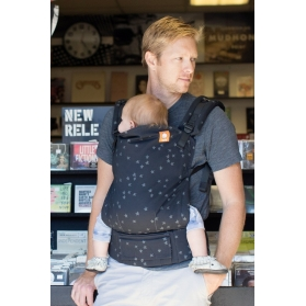 Tula baby carrier mochila ergonómica toddler discover