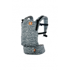 Tula baby carrier mochila ergonómica toddler splash